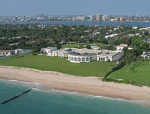 Putin's Chief Rezident's Residence in Palm Beach