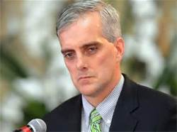 Obama's Haldeman Chief of Staff Denis McDonough