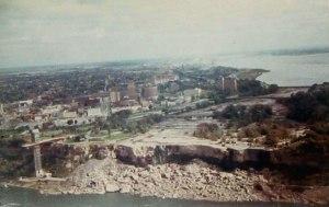 Fixing a Problem Niagara Falls 1969